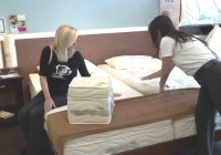 Při zkušení matrací vás někdy mohou prodavači blafovat