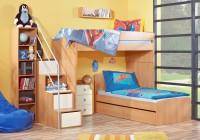 Patrové postele do dětského pokoje